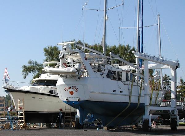 Katlynn Big Boat Lift
